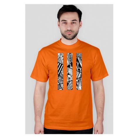 Stripes ii lc t-shirt męski