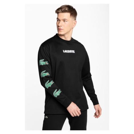 Koszulka Lacoste Longsleeve Th1520-031 Black