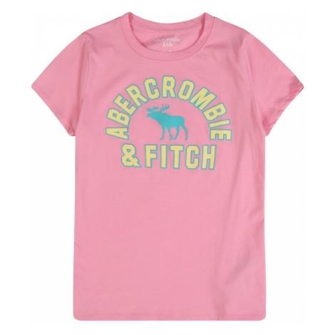 Abercrombie & Fitch Koszulka 'DTC SS OPP' różowy