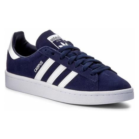 Buty adidas - Campus J BY9579 Dkblue/Ftwwht/Ftwwht
