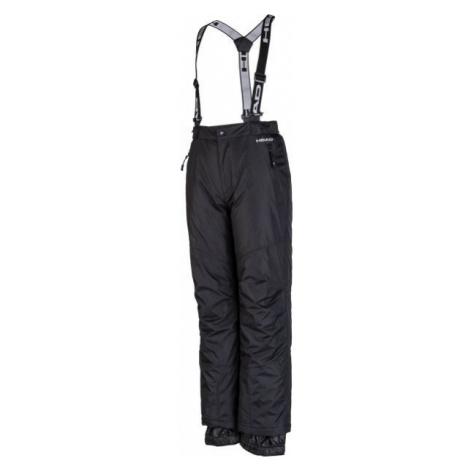Head PHIL czarny 116-122 - Spodnie narciarskie dziecięce