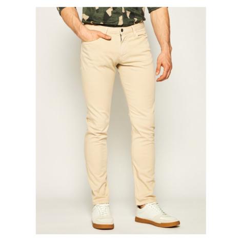 Spodnie materiałowe Emporio Armani