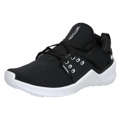 NIKE Buty do biegania 'FREE METCON 2' czarny / biały