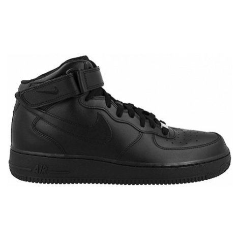 "Nike Air Force 1 Mid 07 ""All Black"" (315123-001)"