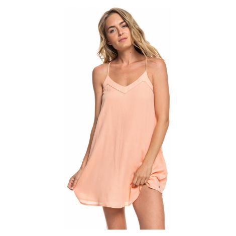 sukienka Roxy Off We Go - MFG0/Salmon