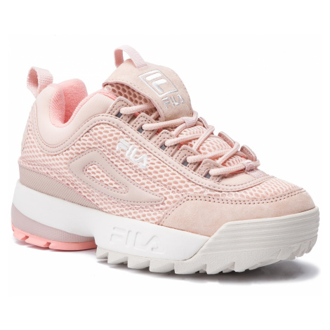 Sneakersy FILA - Disruptor Mm Low Wmn 1010607.71A Spanish Villa