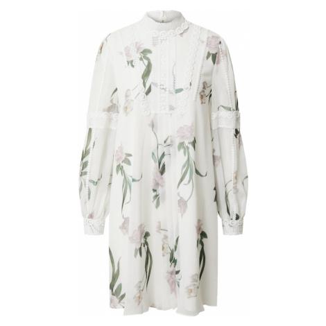 Ted Baker Sukienka 'Leyora' biały / mieszane kolory