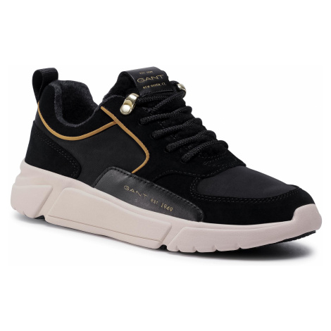 Sneakersy GANT - Cocoville 21533920 Black G00