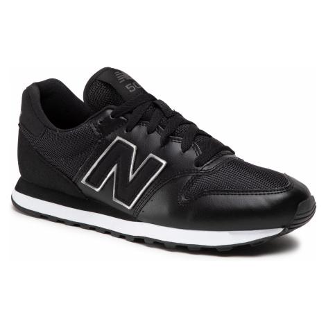 Sneakersy NEW BALANCE - GM500MA1 Czarny