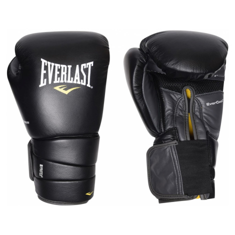 Everlast Pro 3 Hook and Loop Boxing Gloves
