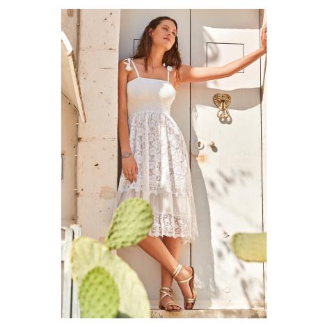 Sukienka plażowa Honeymoon