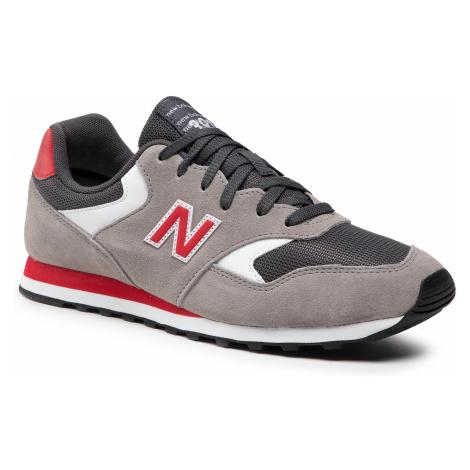 Sneakersy NEW BALANCE - ML393VT1 Szary