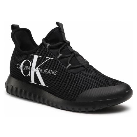 Sneakersy CALVIN KLEIN JEANS - Reiland B4S0707 Black/Black