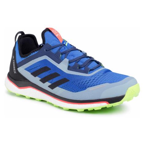 Buty adidas - Terrex Agravic Flow EF2115 Globlu/Cblack/Siggnr