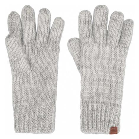 Bickley + Mitchell Rękawiczki pięciopalczaste kremowy