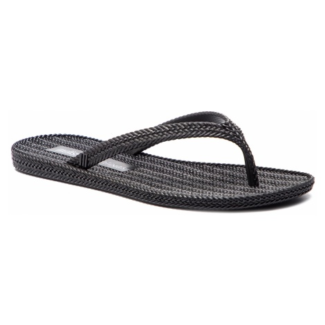 Japonki MELISSA - Braided Summer II + Sa 32520 Black 01003