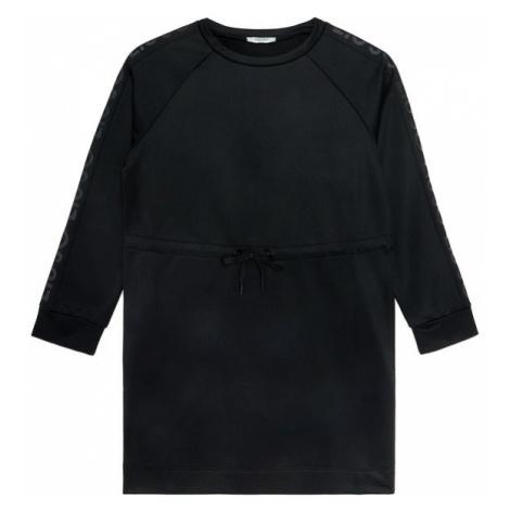 Liu Jo Kids Sukienka codzienna GF0040 F0820 Czarny Regular Fit