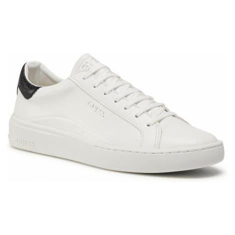 Sneakersy GUESS - Verona FM8VER LEA12 WHITE