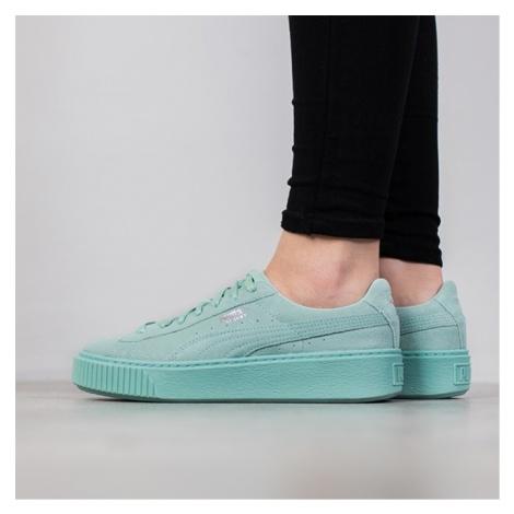 Buty damskie sneakersy Puma Basket Platform Reset 363313 03