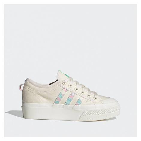 Buty damskie sneakersy adidas Originals Nizza Platform W GW0165