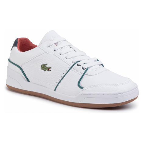 Sneakersy LACOSTE - Challenge 15 120 1 Sma 7-39SMA0003042 Wht/Nvy