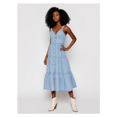 Levi's® Sukienka jeansowa Sabine 29681-0003 Niebieski Regular Fit Levi´s