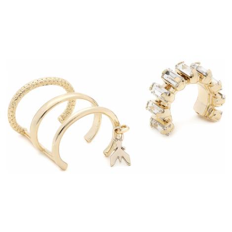 Kolczyki PATRIZIA PEPE - 2V9817/A8A9-Y241 Gold/Crystal