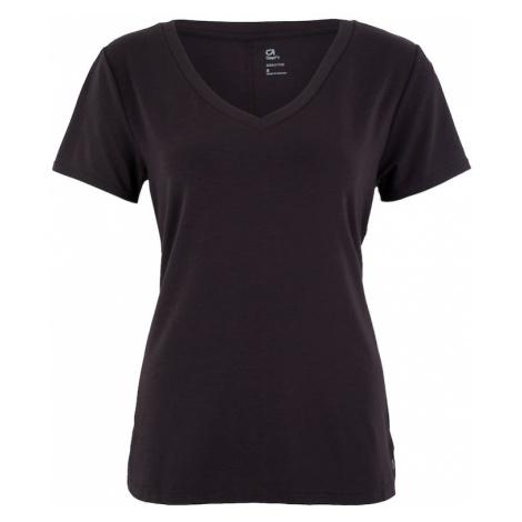 GAP Koszulka funkcyjna czarny