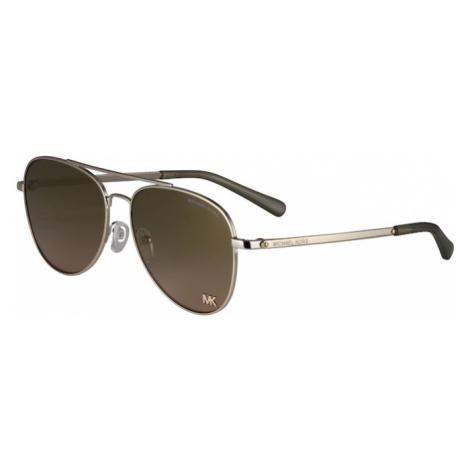 Michael Kors Okulary przeciwsłoneczne 'SAN DIEGO' złoty