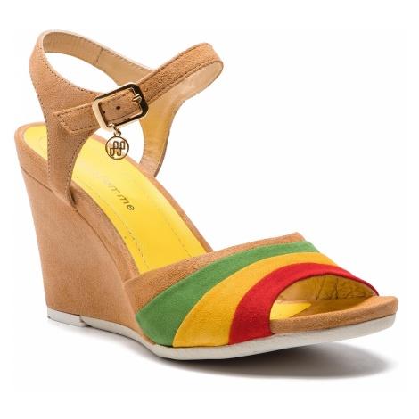 Sandały SOLO FEMME - 53115-42-I57/G13-07-00 Multicolor