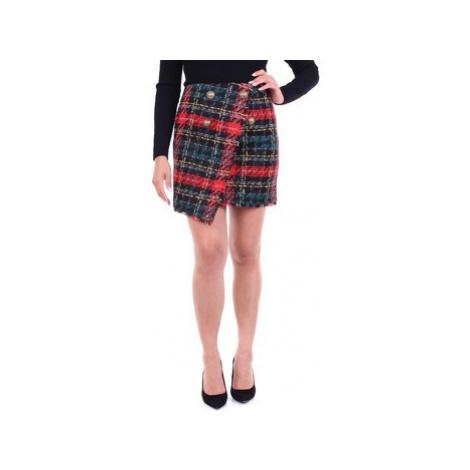 Spódnice krótkie Balmain UF14057X403