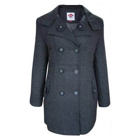 Lee Cooper Wool Blend Coat Ladies