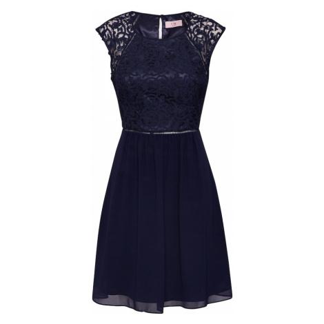Vera Mont Sukienka koktajlowa niebieska noc