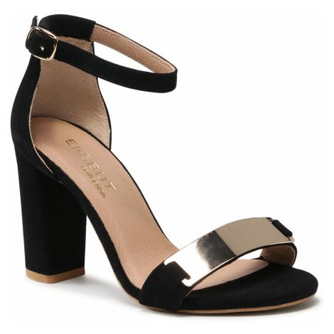 Sandały EKSBUT - 3B-6112-136 Czarny