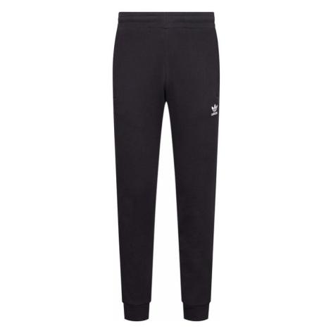 Adidas Spodnie dresowe Trefoil Essentials DV1574 Czarny Slim Fit