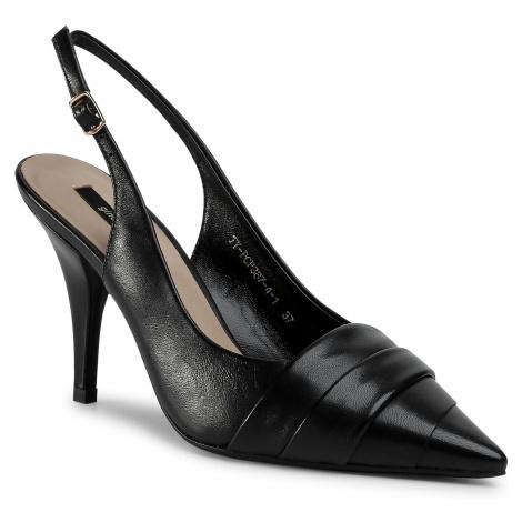 Sandały GINO ROSSI - TY-PCP387-4-1 Black