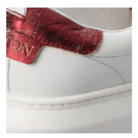 Stokton Sneakersy Burma Biały