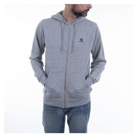 Bluza męska Converse Embroidered Fz Hoodie Ft 10020341-A04