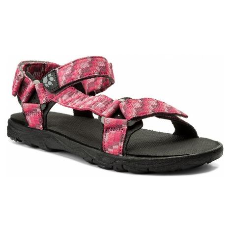 Sandały JACK WOLFSKIN - Seven Seas 2 Sandal G 4029961 D Tropic Pink