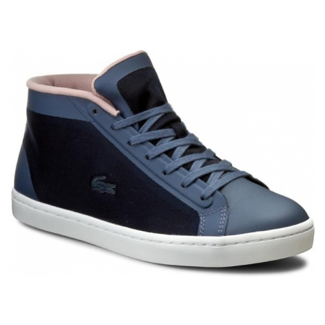 Sneakersy LACOSTE - Straightset Chukka 316 2 Spw 7-32SPW0100125 Blu