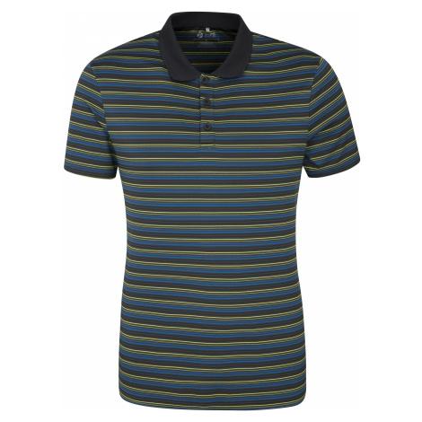 Koszulka polo Bounce Stripe - Grey