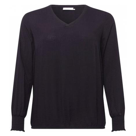KAFFE CURVE Bluzka czarny