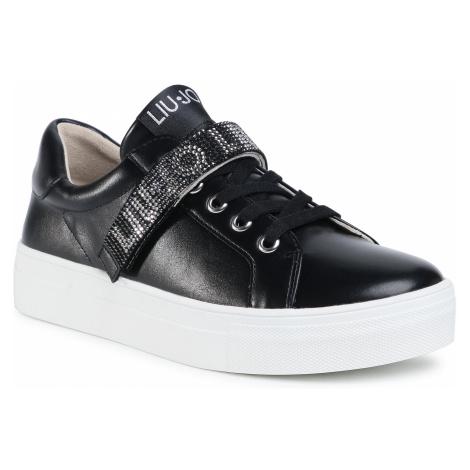 Sneakersy LIU JO - Alicia 125 4F0707 EX014 Black 22222