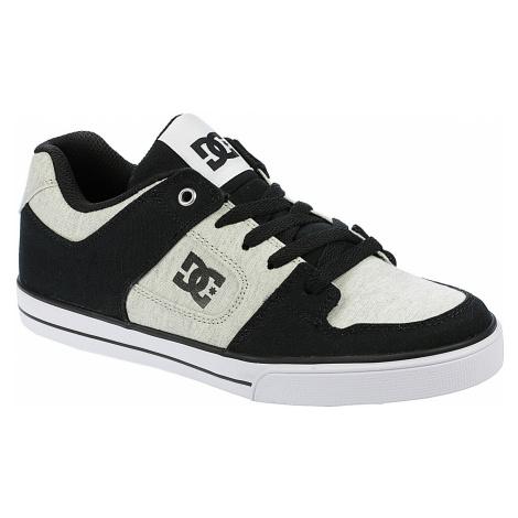 buty dziecięce DC Pure TX SE - XKWK/Black/White/Black