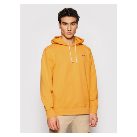 Levi's® Bluza New Original 34581-0008 Żółty Regular Fit Levi´s