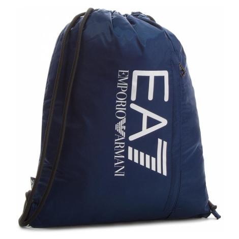 Plecak EA7 EMPORIO ARMANI - 275666 CC733 02836 Dark Blue