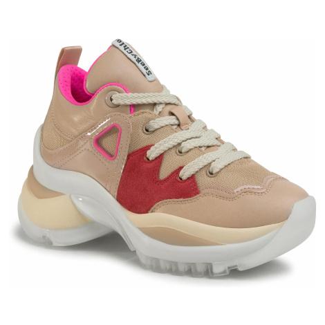 Sneakersy SEE BY CHLOÉ - SB34191A Patent 354 Chloé