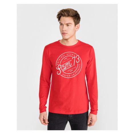 Sam 73 Koszulka Czerwony