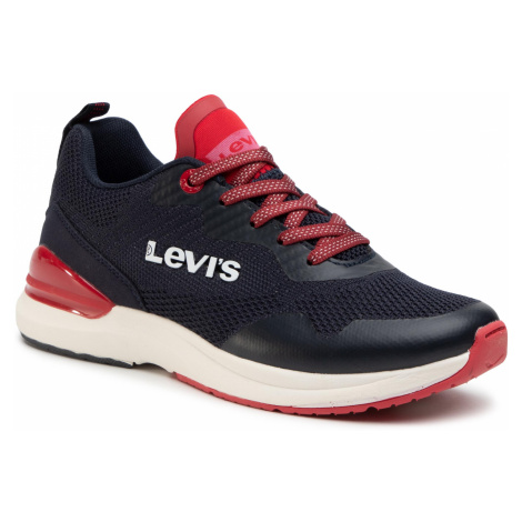 Sneakersy LEVI'S - VFUS0002T Navy Red 0290 Levi´s