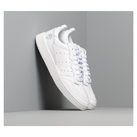 adidas Supercourt Ftw White/ Ftw White/ Blue Bird